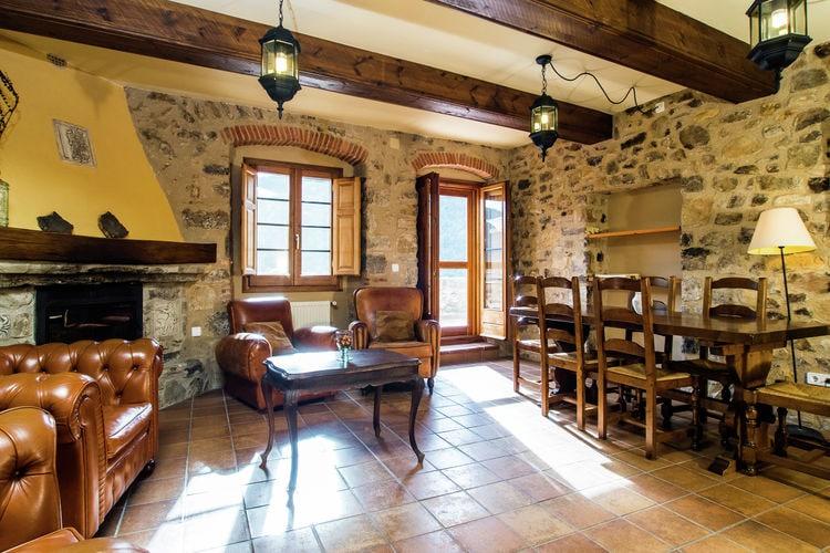 vakantiehuis Spanje, Costa Brava, Albanyà vakantiehuis ES-17733-03