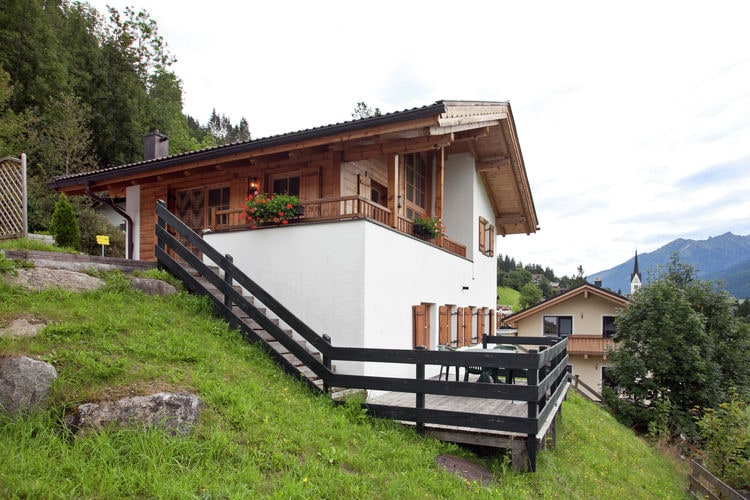 Oostenrijk | Tirol | Chalet te huur in Wald-Konigsleiten met zwembad  met wifi 6 personen