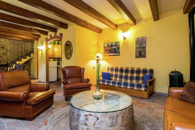 vakantiehuis Spanje, Costa Brava, Albanyà vakantiehuis ES-17733-04