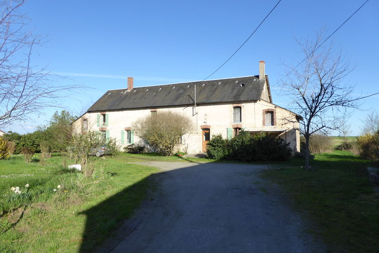 Vakantiehuizen Region Centre te huur Giroux- FR-36150-03   met wifi te huur