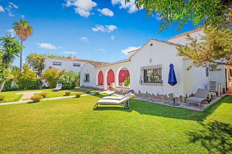 Vakantiehuizen Spanje | Costa-del-Sol | Villa te huur in La-Cala-de-Mijas    15 personen