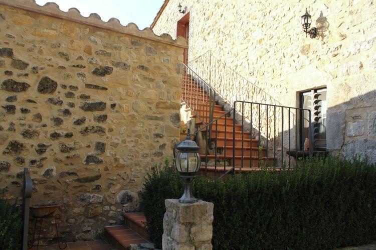 vakantiehuis Spanje, Costa Brava, Albanyà vakantiehuis ES-17733-02