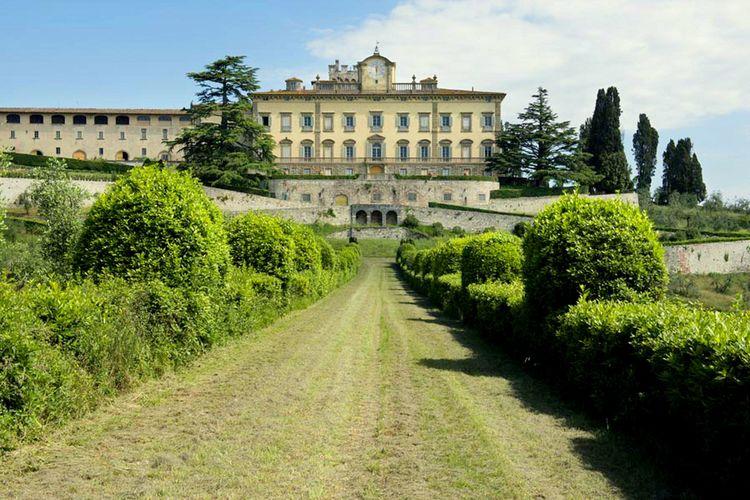 vakantiehuis Italië, Toscana, Rignano sull
