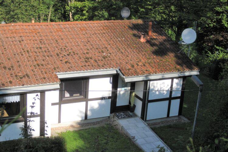 vakantiehuis Duitsland, Hessen, Ronshausen vakantiehuis DE-36217-08