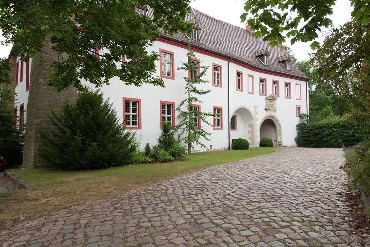 Kasteel Duitsland, Saksen, Arzberg - Triestewitz Kasteel DE-04886-01