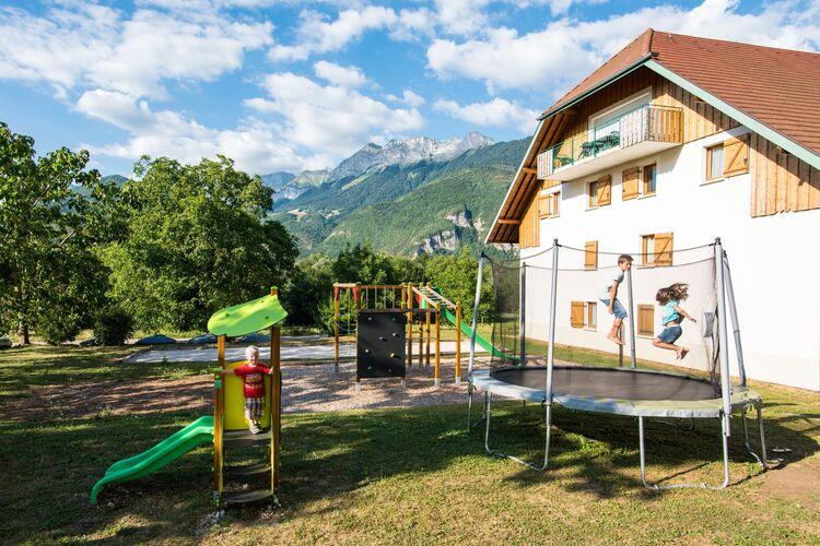 Vakantiehuizen Frankrijk   Rhone-alpes   Appartement te huur in Giez met zwembad  met wifi 2 personen