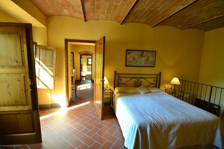 Vakantiehuizen Italie | Toscana | Vakantiehuis te huur in San-Casciano-in-Val-di-Pesa met zwembad  met wifi 4 personen