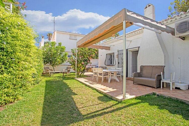 Vakantiehuizen Spanje | Costa-del-Sol | Villa te huur in La-Cala-de-Mijas    5 personen