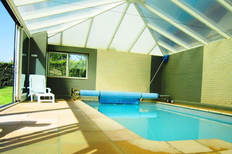 Vakantiehuizen Belgie | Luik | Vakantiehuis te huur in Waimes met zwembad  met wifi 18 personen