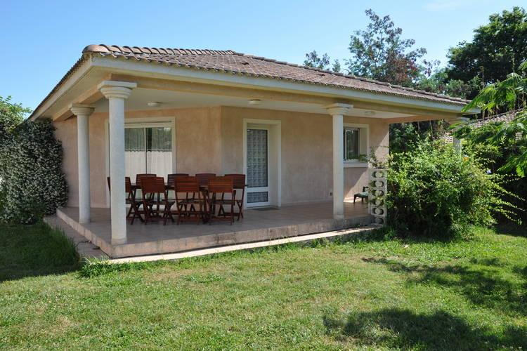 Villa huren in Corse - met zwembad  met wifi met zwembad voor 7 personen  Nette vakantievilla met tuin op 5 ..