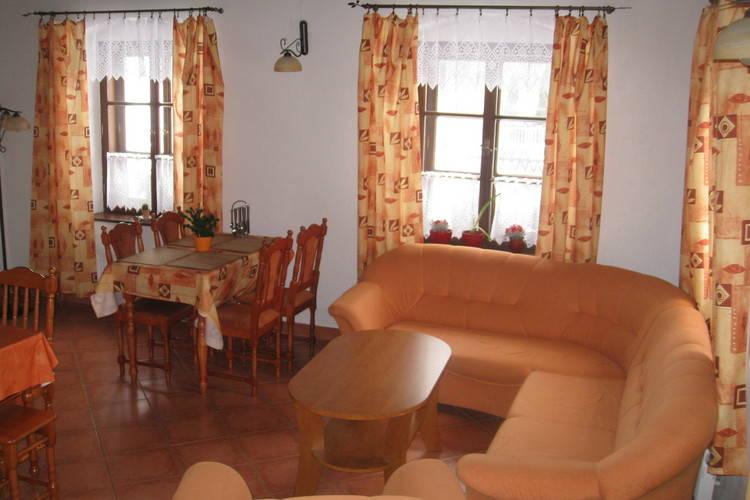 vakantiehuis Tsjechië, Zuid- en midden- Moravi, Bruntal vakantiehuis CZ-79316-01