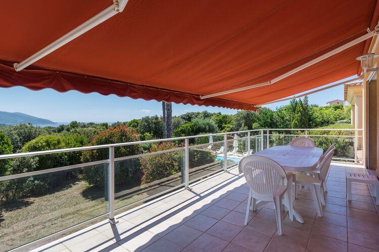 Villa Frankrijk, Corse, St Andrea D