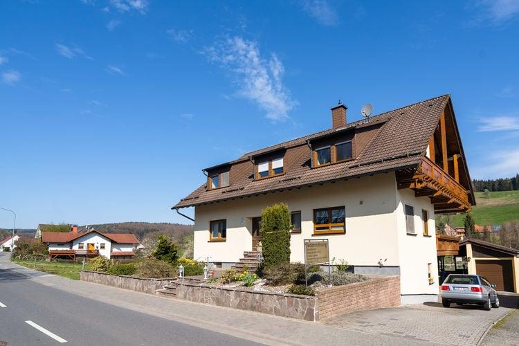 Appartement  met wifi  Mossautal-HuttenthalKatzer