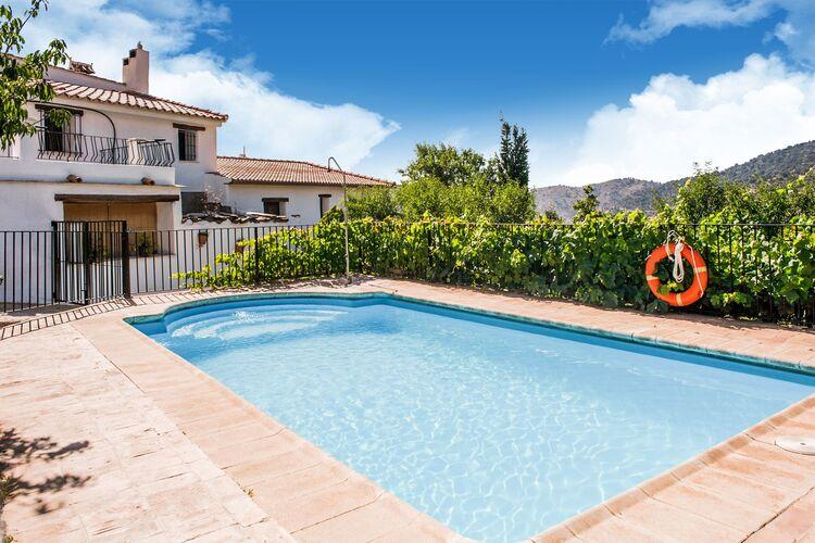 Vakantiehuizen Spanje | Andalucia | Vakantiehuis te huur in Laroya met zwembad  met wifi 4 personen
