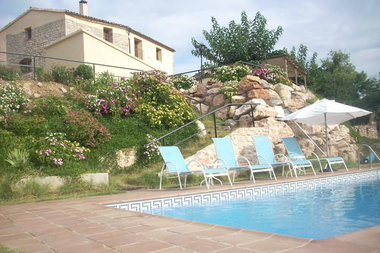 Vakantiehuizen La-Llacuna te huur La-Llacuna- ES-08779-01 met zwembad   te huur