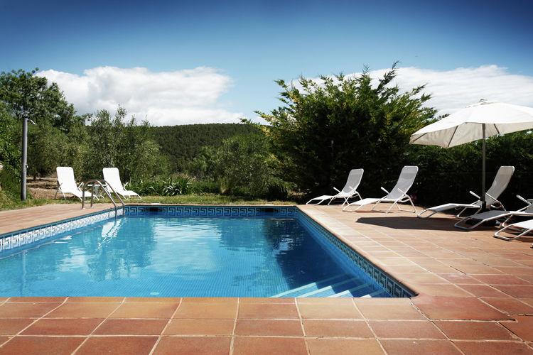 vakantiehuis Spanje, Catalunia, La Llacuna vakantiehuis ES-08779-01