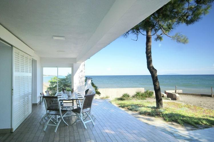 Villa met zwembad met wifi  CorseAtlantide