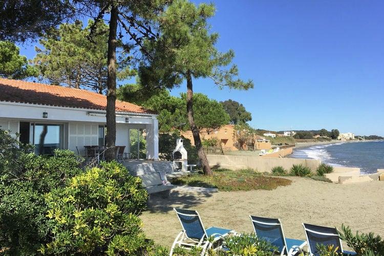 Vakantiehuizen Frankrijk | Corse | Villa te huur in Moriani-Plage met zwembad  met wifi 10 personen