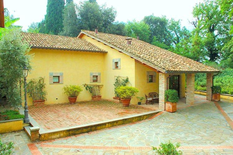 Appartementen Italie | Umbrie | Appartement te huur in Perugia met zwembad   2 personen