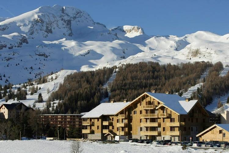 Holiday apartment Le Hameau du Puy 2 (319789), Superdévoluy, Hautes-Alpes, Provence - Alps - Côte d'Azur, France, picture 13