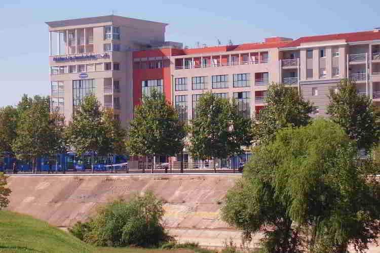 Ferienwohnung Residence les Consuls de Mer 1 (191911), Montpellier, Mittelmeerküste Hérault, Languedoc-Roussillon, Frankreich, Bild 2