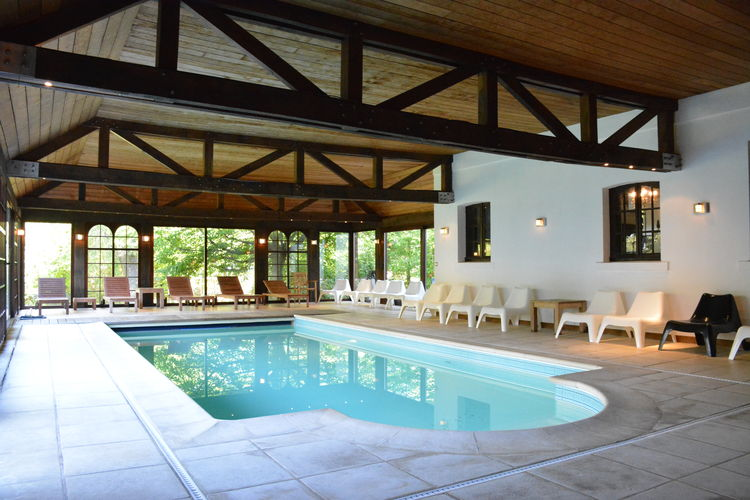Vakantiehuizen Belgie | Luik | Vakantiehuis te huur in Spa met zwembad  met wifi 27 personen