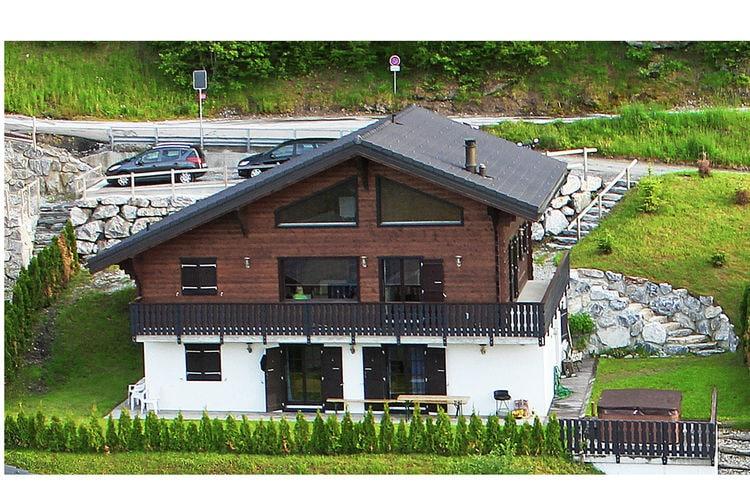 Zwitserland | Jura | Chalet te huur in La-Tzoumaz   met wifi 16 personen