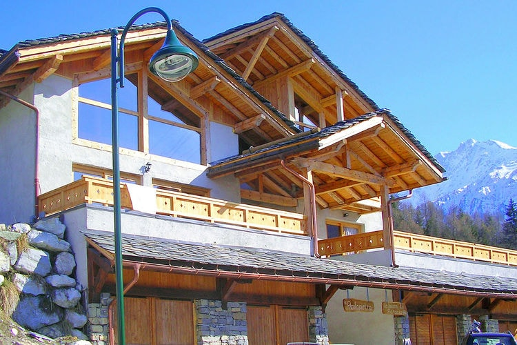 Chalet  met wifi  Peisey-Vallandry  Chalet Piccola Pietra