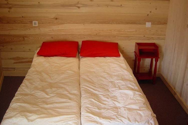Chalet Diamant - Bedroom