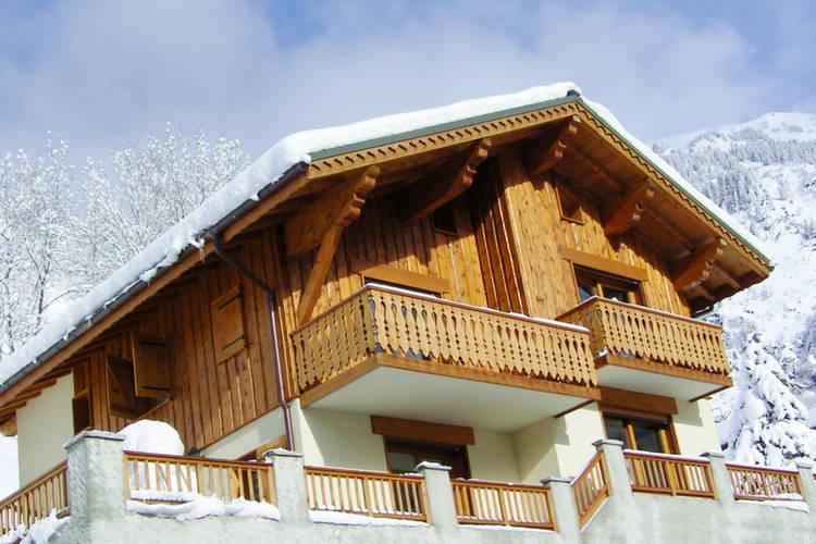 Chalet de la Côte - Champagny en Vanoise
