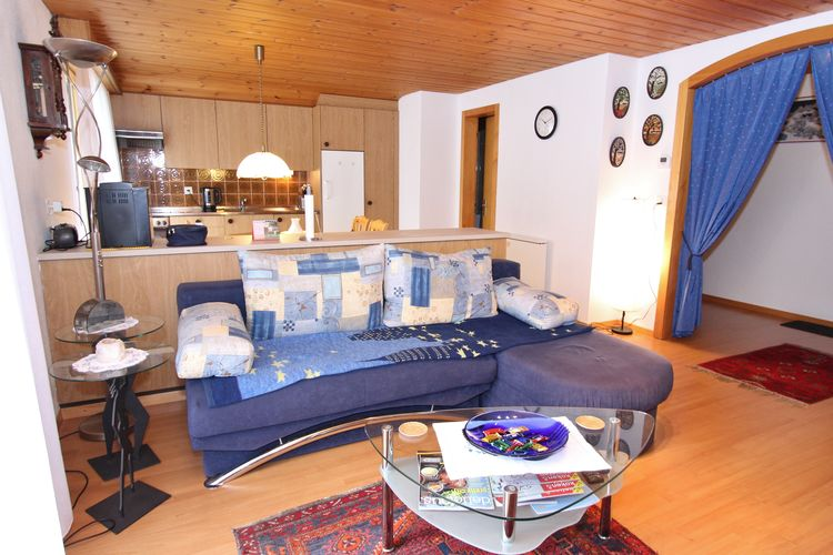 Appartement Zwitserland, Jura, Mörel Appartement CH-3983-05