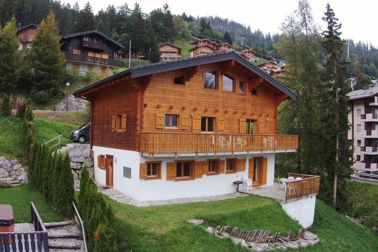 vakantiehuis Zwitserland, Jura, La Tzoumaz vakantiehuis CH-1918-13