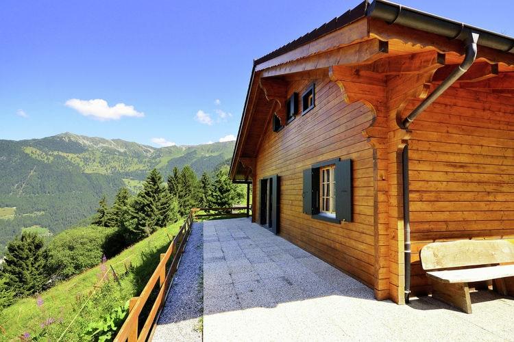 Zwitserland | Jura | Vakantiehuis te huur in La-Tzoumaz   met wifi 8 personen