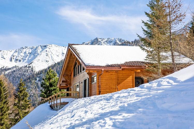 Vakantiehuizen Zwitserland | Jura | Vakantiehuis te huur in La-Tzoumaz   met wifi 8 personen