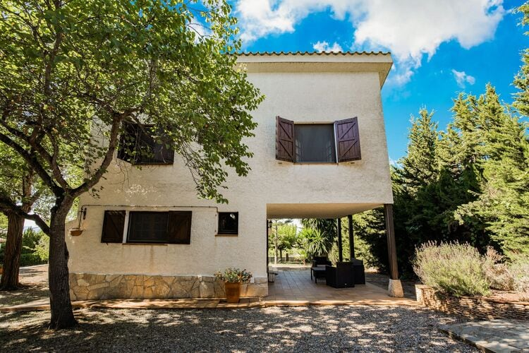 vakantiehuis Spanje, Costa Dorada, Montferri vakantiehuis ES-43812-01