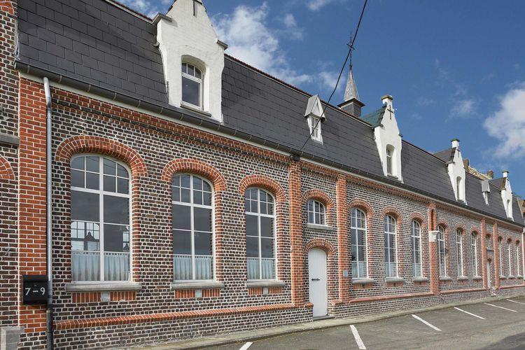 Vakantiehuis  met wifi   BelgieOud Schooltje De Linde