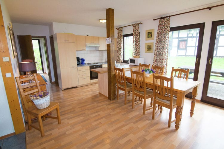 Holiday apartment Kellerwaldblick (181227), Frankenau, Waldecker Land, Hesse, Germany, picture 9