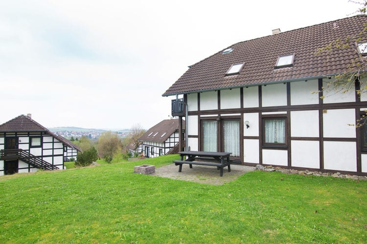 Holiday apartment Kellerwaldblick (181227), Frankenau, Waldecker Land, Hesse, Germany, picture 18