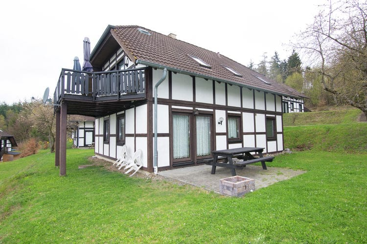 Holiday apartment Kellerwaldblick (181227), Frankenau, Waldecker Land, Hesse, Germany, picture 3