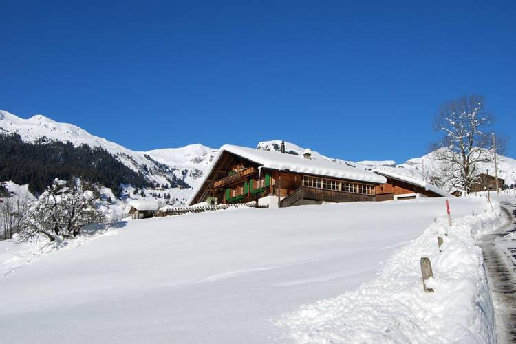 Bernet - Chalet - Grindelwald