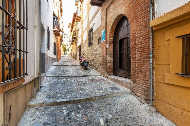 Appartement Spanje, Andalucia, Granada Appartement ES-18010-01