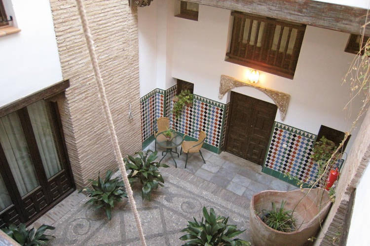 Apartment Andalusia Inland
