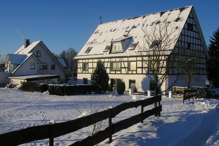 Vakantiewoning Duitsland, Sauerland, Attendorn-Silbecke Appartement DE-57439-03