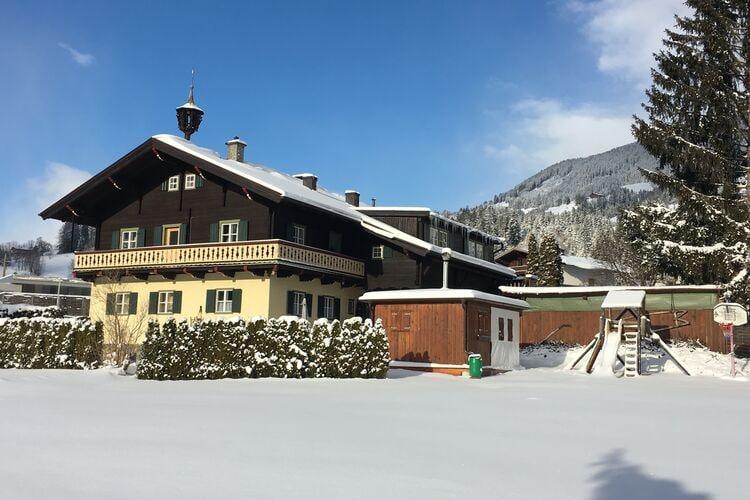 Vakantiehuizen Oostenrijk | Salzburg | Appartement te huur in Mittersill met zwembad  met wifi 7 personen