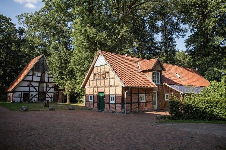 Duitsland | Nedersaksen | Vakantiehuis te huur in Badbergen   met wifi 12 personen