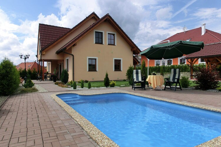 Villa South Bohemian Region