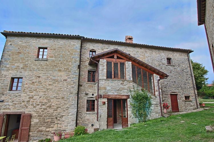 Boerderij Italië, Marche, Apecchio Boerderij IT-61042-04