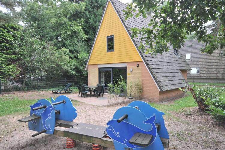 Vakantiehuizen Nederland | Noord-Brabant | Bungalow te huur in Oosterhout met zwembad  met wifi 6 personen