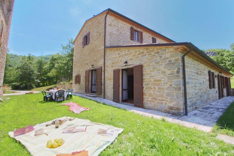 Ferienwohnung Rosa Gialla (256821), Apecchio, Pesaro und Urbino, Marken, Italien, Bild 2