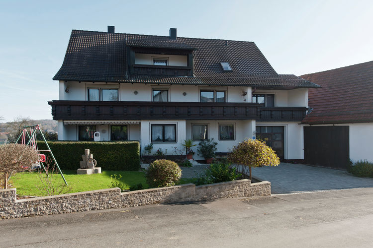 Appartement  met wifi  Goweinstein-MorschreuthNadine